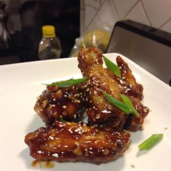 Korean Hot Wings Recipe