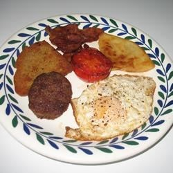 Ferg's Ulster Fry-up Recipe