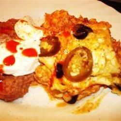 Slow cooker chicken enchilada