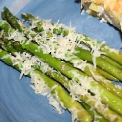 Image of Asparagus Parmesan, AllRecipes