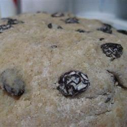 Irish Soda Bread Closeup