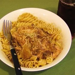 Julia's Easy Slow Cooker Chicken Recipe
