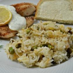 Coconut Rice with Edamame Recipe