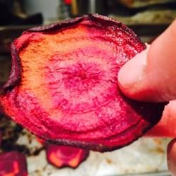 Hunter's Beet Chips Recipe