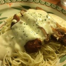 Better-Than-Olive Garden(R) Alfredo Sauce  Recipe