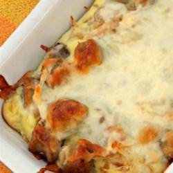 Tellang's Breakfast Casserole Recipe