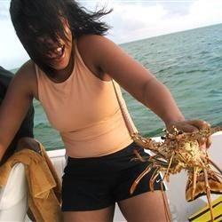 Lobster hunting!