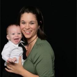 Mama and Gideon