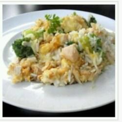 Mom's Easy Chicken Divan Recipe