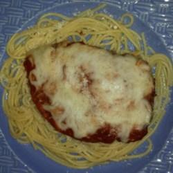 A 20-Minute Chicken Parmesan Recipe