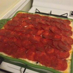 Pepperoni Casserole Recipe
