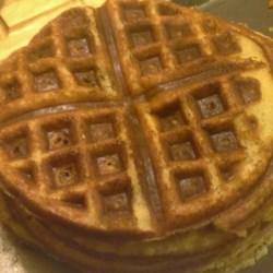 Super Sunday Waffles Recipe