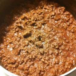 Kathy's Meat Hot Sauce Recipe