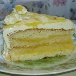 Cake Recipes: Silver White Cake