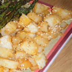 Photo of Oven Fried Sesame Potatoes by Chris