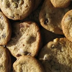 Allison's Supreme Chocolate Chip Cookies