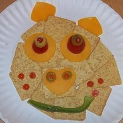 Photo of Edible Face by Heather Heath