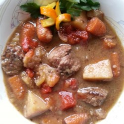 Provincial Beef Stew Recipe