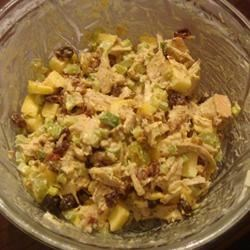 lovely tasty salad