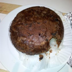 Scottish Pudding Recipe