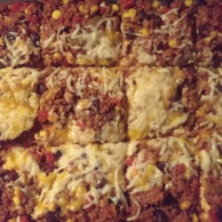 Mexican Quesadilla Casserole Recipe