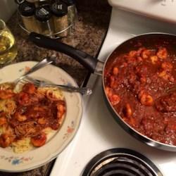 Shrimp Fra Diablo Recipe