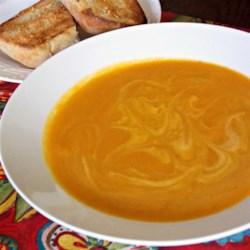 Judy's Pumpkin Soup Recipe