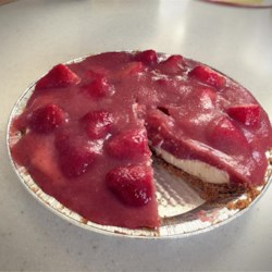Strawberry Cream Pie To Die For Recipe