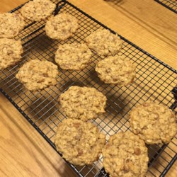 Oatmeal Cinnamon Cookies Recipe