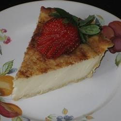Sugar Cream Pie I Recipe