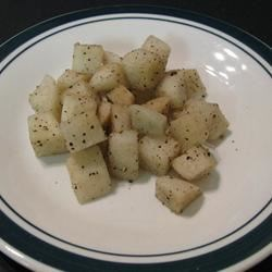 Overnight Chinese Daikon Radish Pickles Recipe