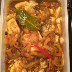 Cape Malay Pickled Fish Recipe