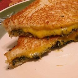 Quick and Easy Grilled Cheese Recipe