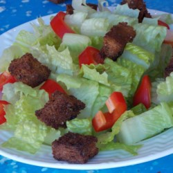 Chefkatie's Whole Wheat Croutons Recipe