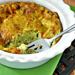 Sharyn's Zucchini Quiche Recipe