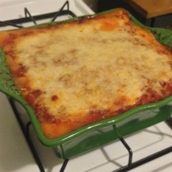 Rice Lasagna Recipe