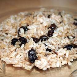 Cinnamon Rice Recipe