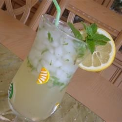Lemonade-Mint Iced Tea Recipe