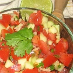 Photo of Secret Ingredient Pico de Gallo by Jenny