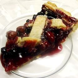 Blueberry Cherry Pie Recipe