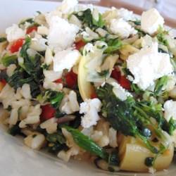 Mediterranean Fried Rice Recipe