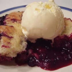 Huckleberry Buckle II Recipe
