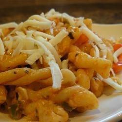 Pasta and Bean Casserole