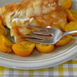 Tangy Glazed Black Cod Recipe