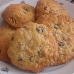 Oatmeal Raisin Cookies III Recipe
