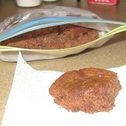 Easy Banana Brownies (March 26, 2009)