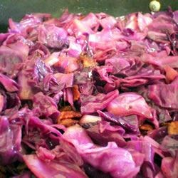 Sweet and Sour Red Cabbage Recipe