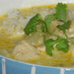 Cambodian Chicken Soup Recipe