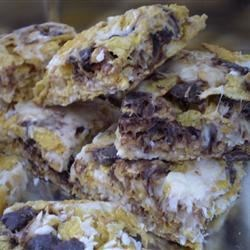 Cornflake Slice Recipe