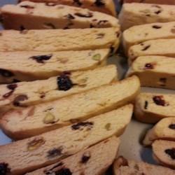Biscotti Dessert Cookies Recipe